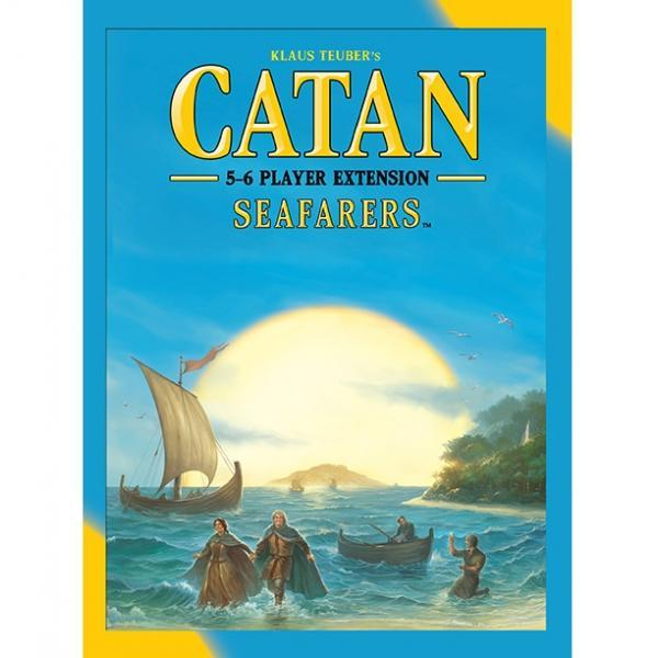 Catan Seafarers 5-6 Player Extension Board Game - Cubox Australia