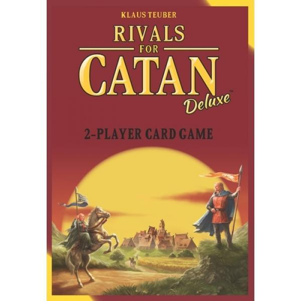 Rivals for Catan Deluxe Card Game - Cubox Australia