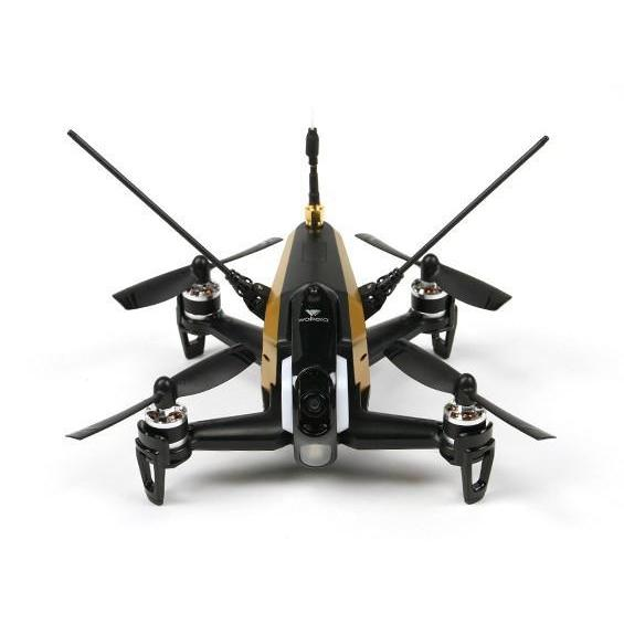Walkera Rodeo 150 BNF Racing Drone Black
