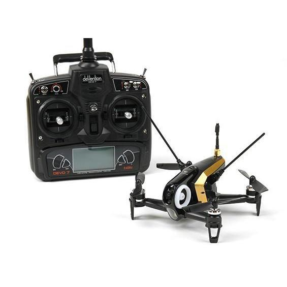 Walkera Rodeo 150 RTF Racing Drone Black - Cubox Australia