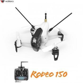 Walkera Rodeo 150 RTF Racing Drone White