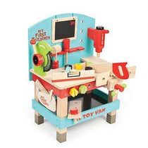 Le Toy Van My First Tool Bench - Cubox Australia