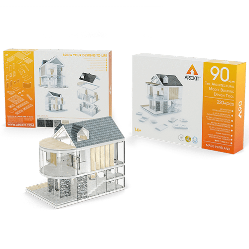 Arckit 90 - Architectural Model System - Cubox Australia