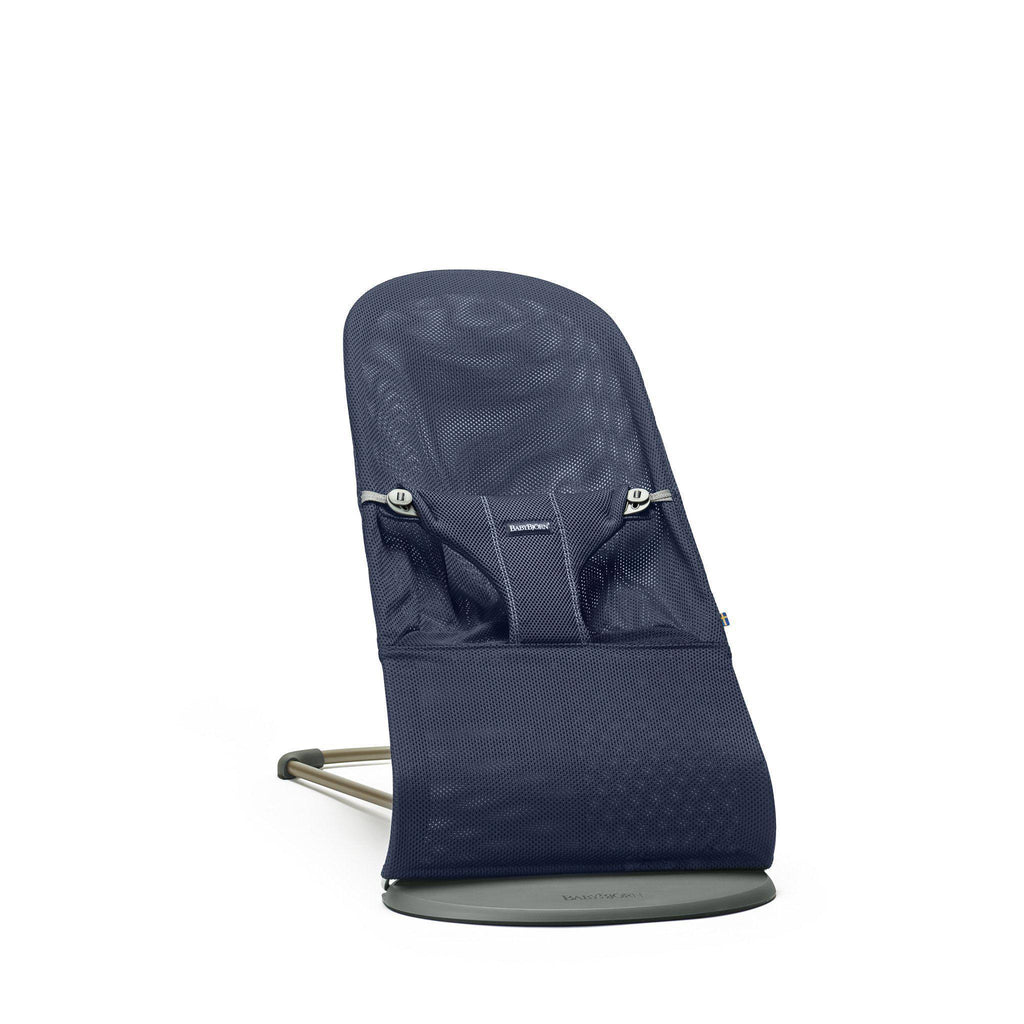 BabyBjorn Bouncer Bliss Air Navy Mesh
