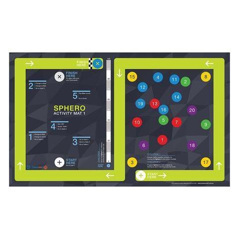 Classroom21 Sphero Activity Mat 1