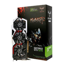 iGame GeForce GTX 1070 U-TOP 8GB Graphics Card [212328094806]