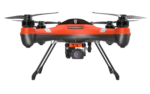 SplashDrone 3+ with Payload Release
