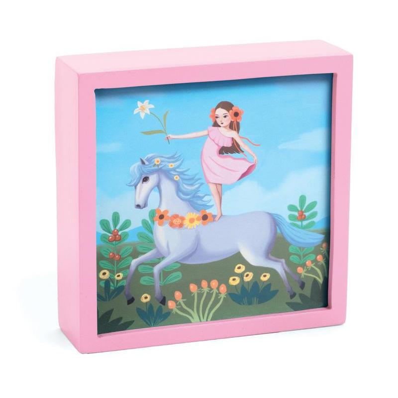 Djeco Picture Light Enchanted Unicorn