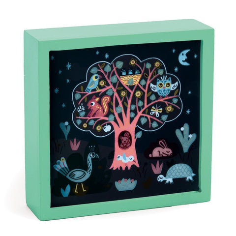 Djeco Picture Light Enchanted Tree