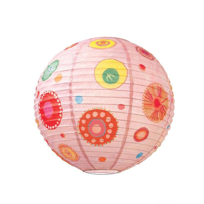 Djeco Paper Lantern Colourful Fantasy-Cubox Australia