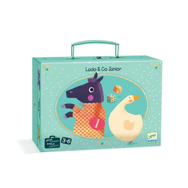 Djeco Ludo & Co Junior Game