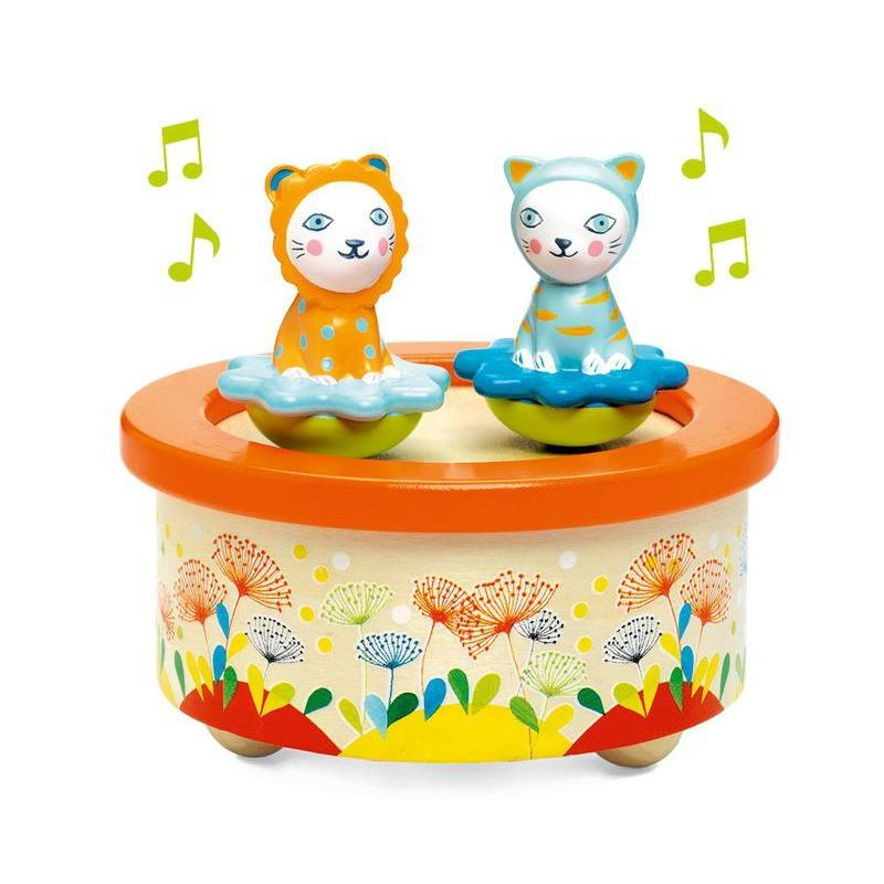 Djeco Twins Melody Magnetics Music Toy