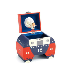 Djeco Polo Spaceship Music Box