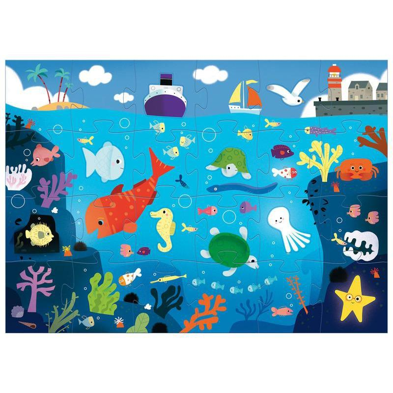 Djeco Under the sea Puzzle