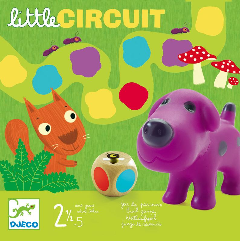 Djeco Little Circuit Game