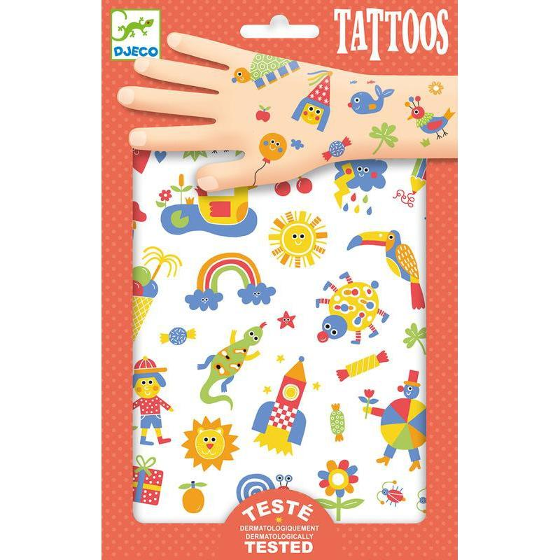Djeco So cute Tattoos