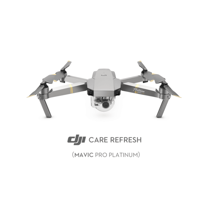 DJI Care Refresh for Mavic Pro Platinum (1 Year)
