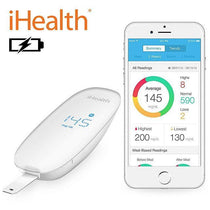 iHealth BG5 Blood Glucose Monitor - Cubox Australia