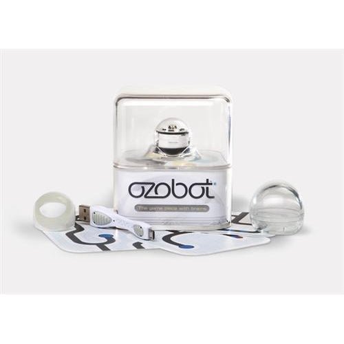 Ozobot 2.0 Bit Crystal White - Single Pack