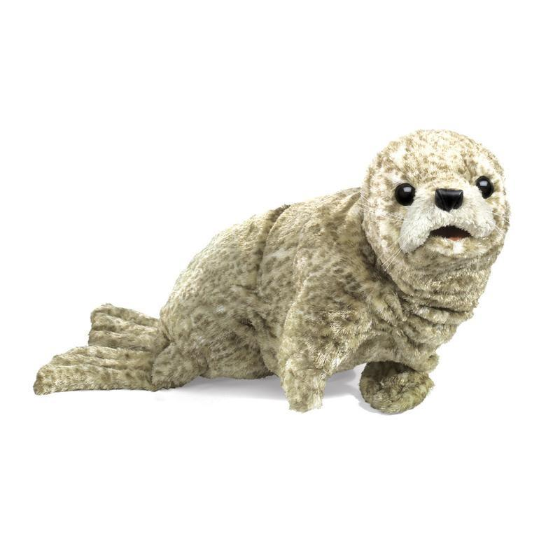 Folkmanis Harbour Seal Puppet