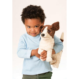 Folkmanis Jack Russell Smooth Coat Puppet