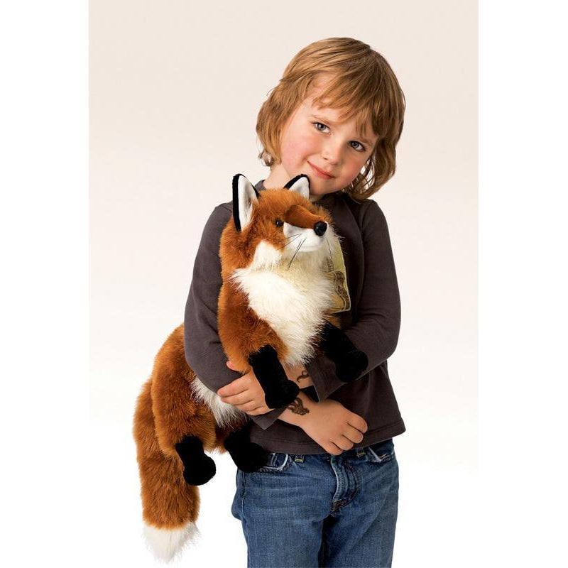Folkmanis Red Fox Puppet