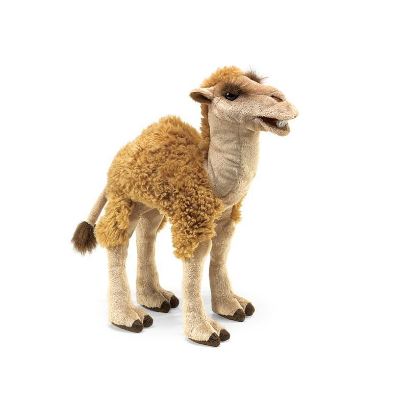 Folkmanis Camel Puppet