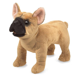 Folkmanis French Bulldog Puppet