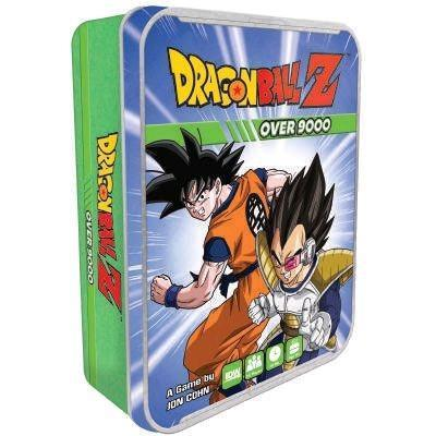 Dragon Ball Z - Over 9000 Card Game-Cubox Australia