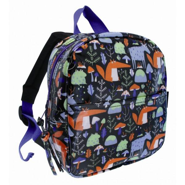 Petit Jour Forest Small Backpack