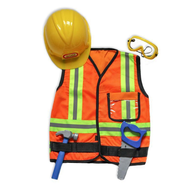 Kiddie Connect Construction Worker costume