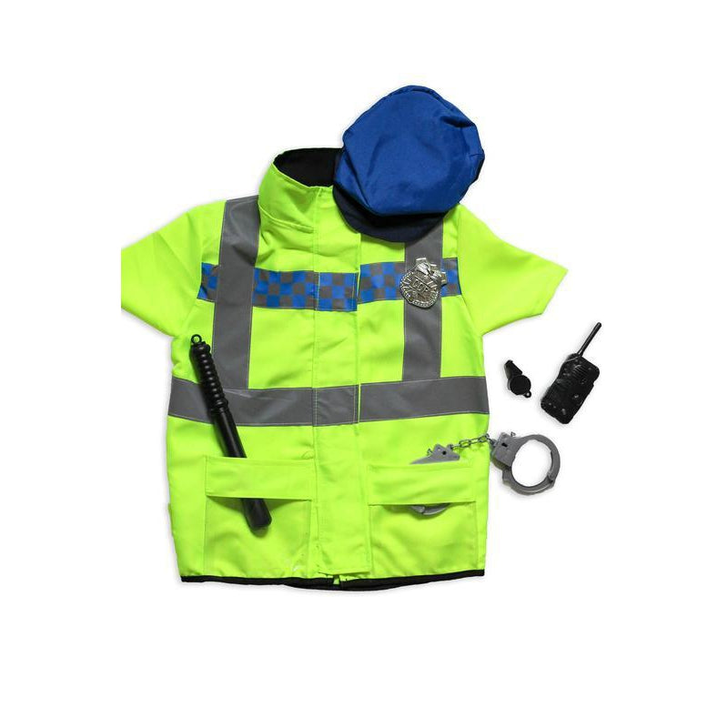 Kiddie Connect Policeman costume (green)