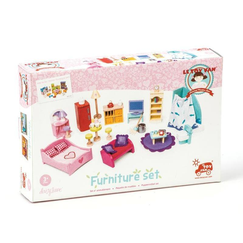 Le Toy Van Deluxe Starter Furniture Set