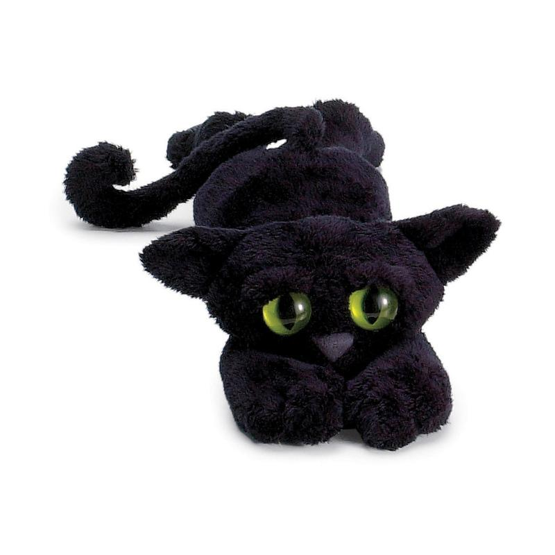 Manhattan Toy Ziggie the Black Lanky Cat