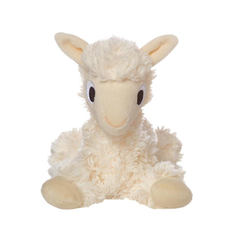 Manhattan Toy Floppies Plush White Llama 18cm