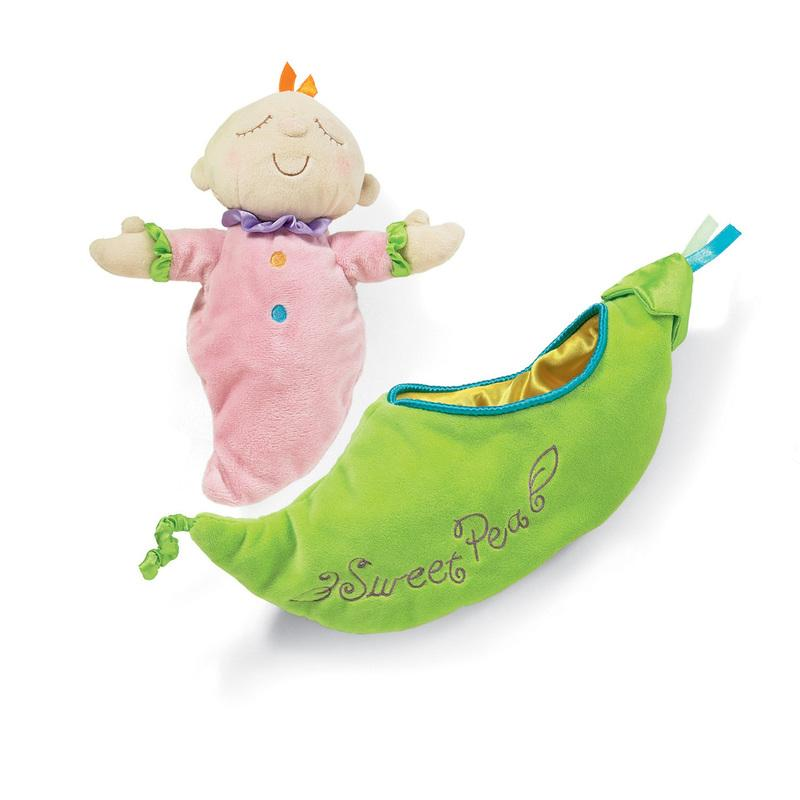 Manhattan Toy Sweet Pea Snuggle Pod