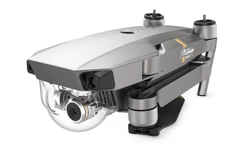 DJI Mavic Pro Platinum Fly More Combo-Cubox Australia