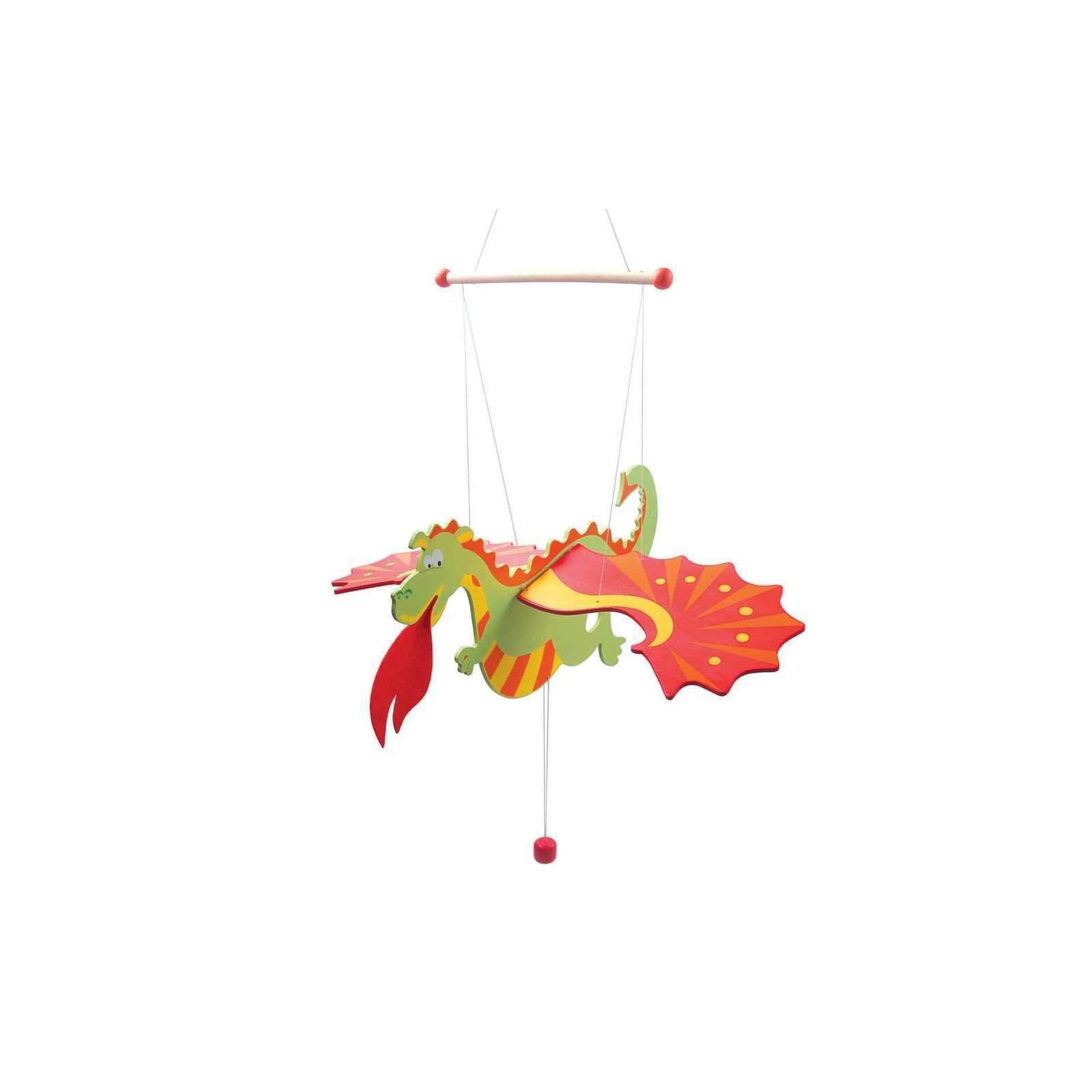 Flying Dragon Nursery Mobile