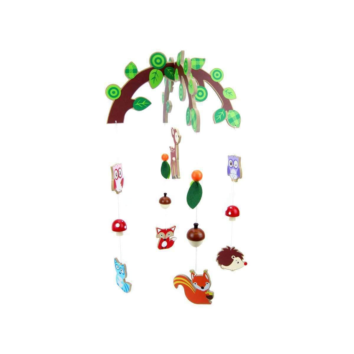 Forest Friend Nursery Mobile