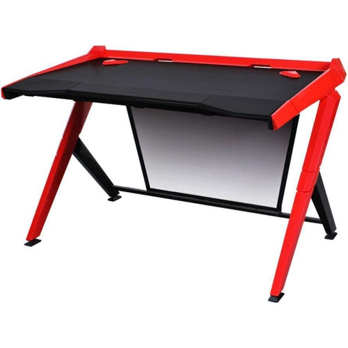 DXRacer 1000 Series Gaming Desk - Black & Red