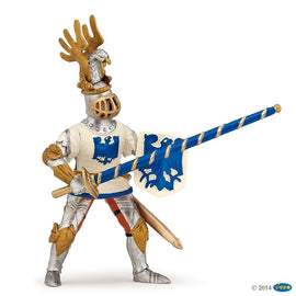 Papo Medieval Era Knight William-Collectables-Cubox Australia
