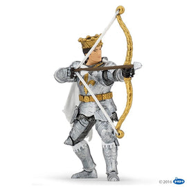 Papo Medieval Era Prince With Bow And Arrow-Collectables-Cubox Australia