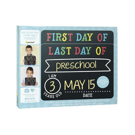 Pearhead – First and Last Day Chalk Signs