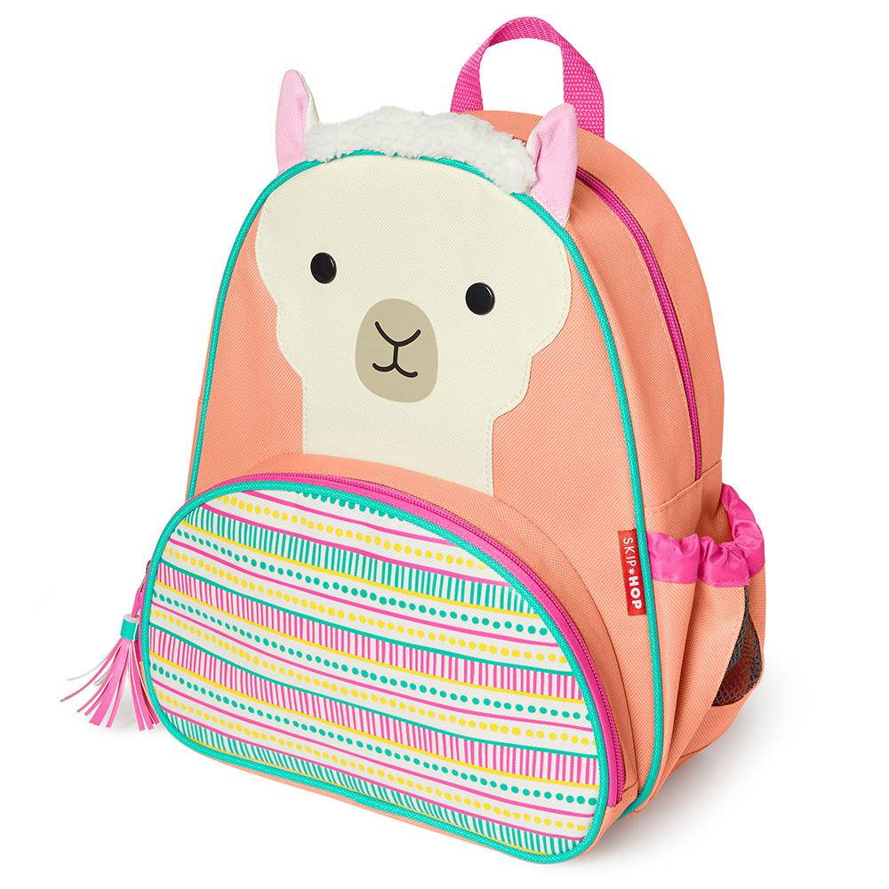 Skip Hop Zoo Pack Little Kid Backpack llama