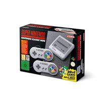 Nintendo SNES Classic Mini Australia Version - Cubox Australia