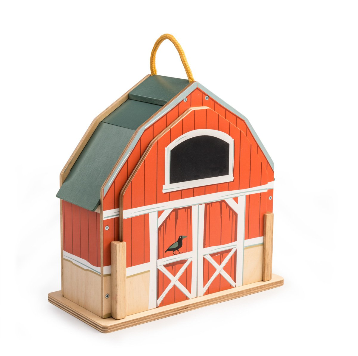 Tender Leaf Toys Baby Barn Set