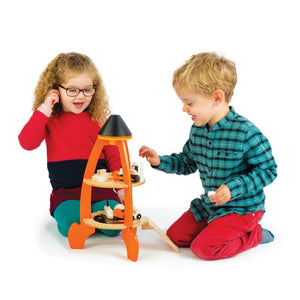 Tender Leaf Toys Cosmic Rocket Set