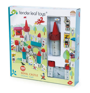 Tender Leaf Toys Royal Castle