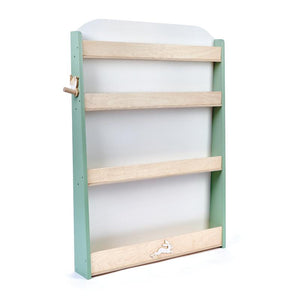 Tender Leaf Toys Forest Wooden Bookcase