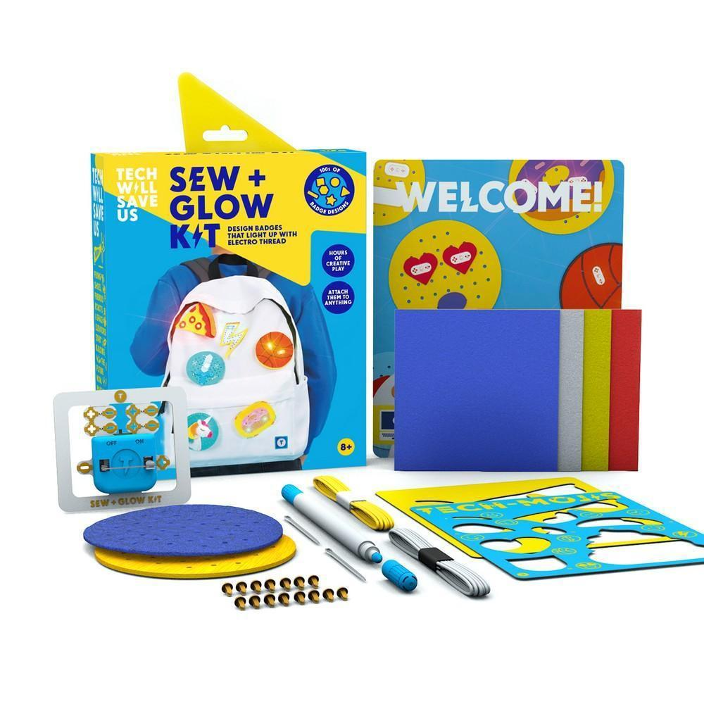 Tech Will Save Us Sew & Glow Kit